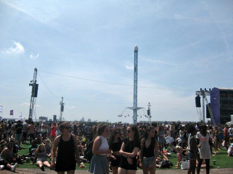 Festival-Gelände