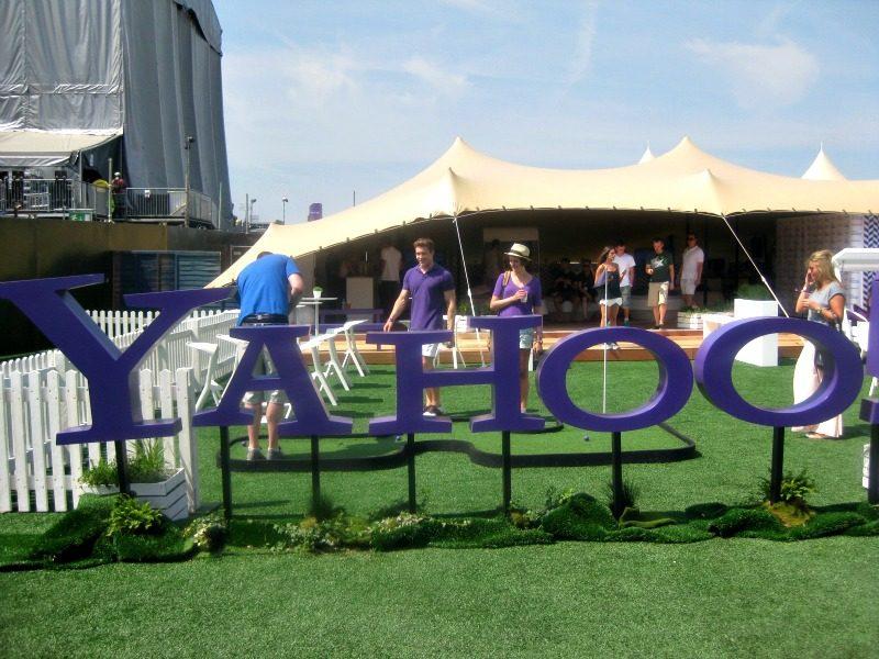 Yahoo! VIP Area