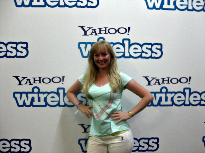 Red Carpet Reporterin Eva