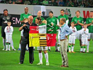 My last game in green - Das Abschiedsspiel von Torsten Frings