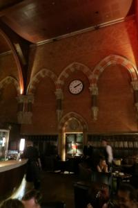 Bar im Renaissance Hotel St. Pancras