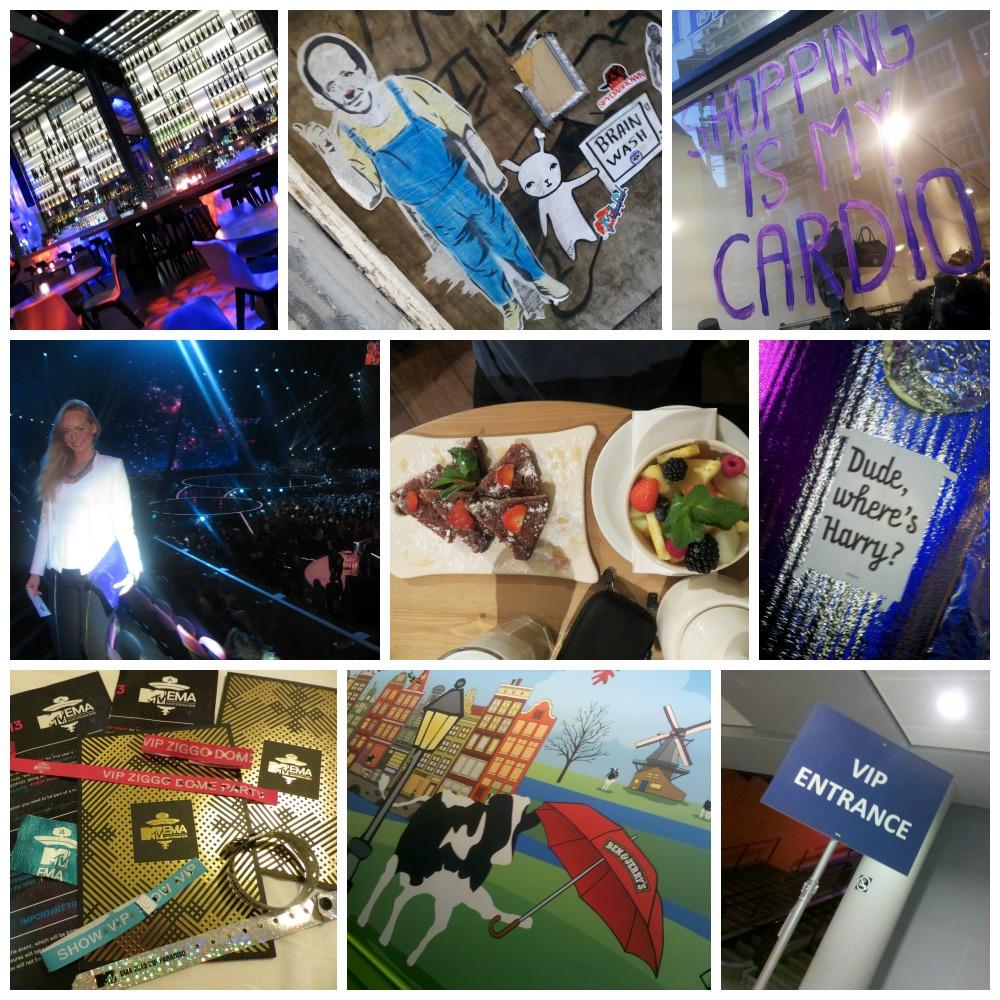 Shamrock on tour: Amsterdam