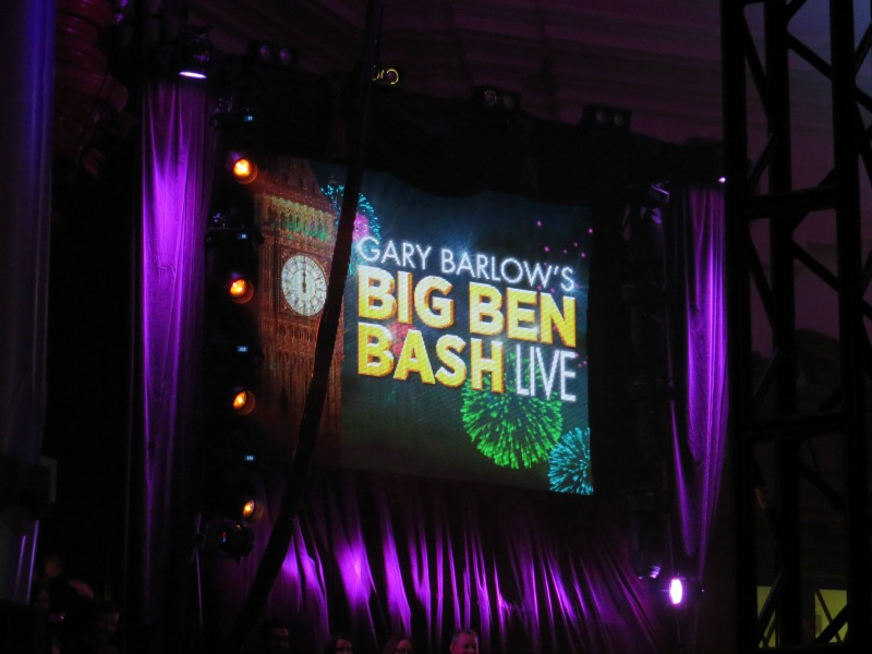 Gary Barlow's Big Ben Bash