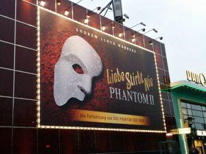 Liebe stirbt nie - Phantom II