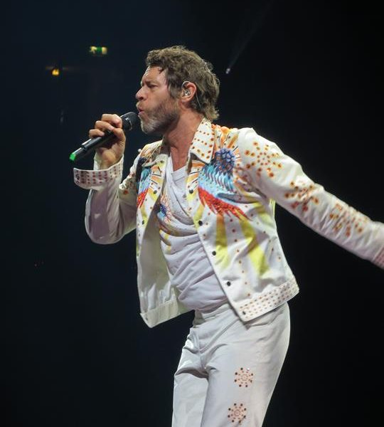 Take That in der Manchester Arena am 20. Mai 2017