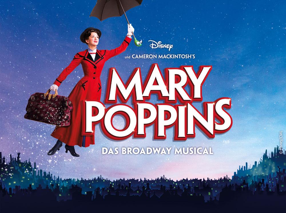 Mary Poppins Uk Tour