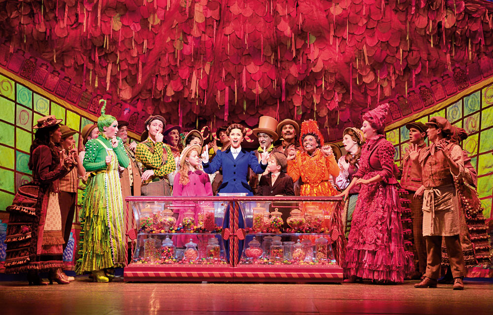 Mary Poppins Musical Hamburg (Quelle: Stage Entertainment)
