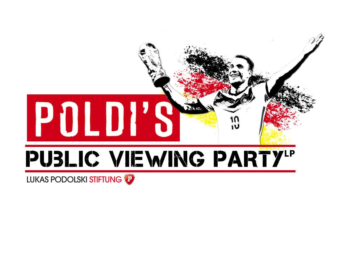 Poldis Public Viewing Party